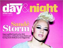 Irish Independent – Day & Night