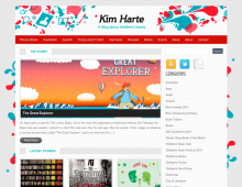Kim Harte – Children's Book Blog