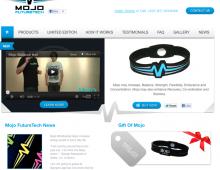 MOJO Ireland – eCommerce WordPress site