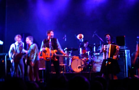 Arcade Fire Live Olympia 1