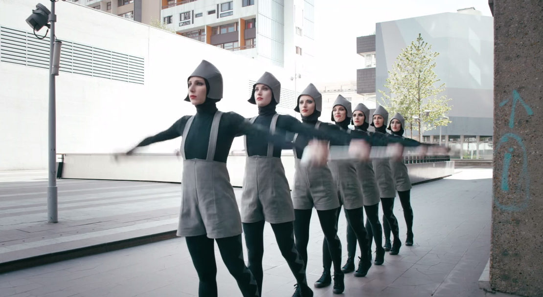 , Watch the Michel Gondry video for Chemical Brothers & Q-Tip's – 'Go'