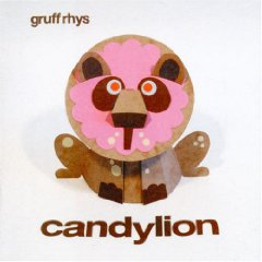 Candylion Cover art