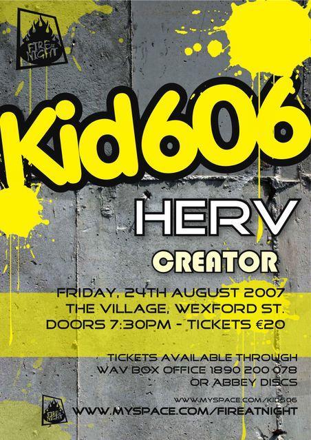 Kid606 herv